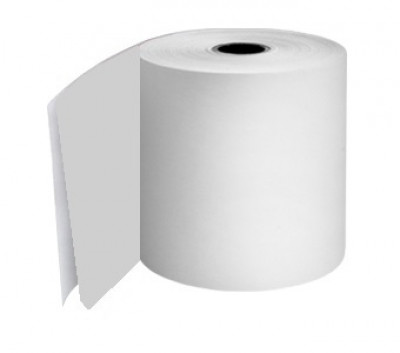 76mm 2ply 12.7mm Core White/White Rolls Boxed 20s - TRD054